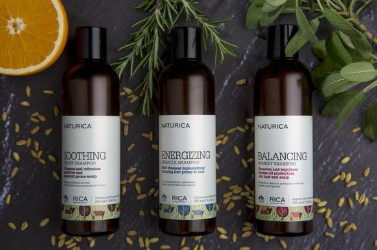 Natuurlijke shampoo Naturica - Kapper in Doetinchem