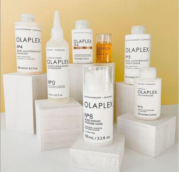 olaplex - natuurlijke producten van kapper in doetinchem